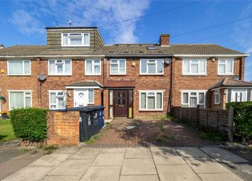 Thumbnail 4 bed terraced house for sale in Ferrymead Avenue, Greenford, Greater London