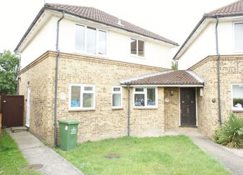 Thumbnail 2 bed flat for sale in Shirley Gardens, Pitsea, Basildon