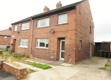 Thumbnail 3 bed semi-detached house for sale in Keswick Road, Staincross, Barnsley