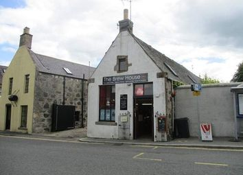 Thumbnail Retail premises to let in Newbarns, Urquhart Road, Oldmeldrum, Inverurie