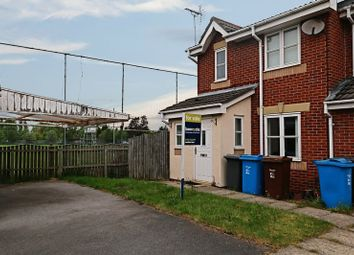 Thumbnail 3 bed end terrace house for sale in Woolsheds Close, Hull