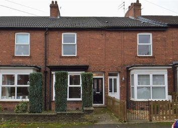 Thumbnail 2 bed terraced house to rent in Park Avenue, Hessle