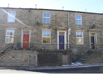 Thumbnail 2 bedroom terraced house to rent in Market Street, Shawforth, Rochdale, Lancashire