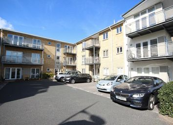 Thumbnail 2 bed flat for sale in Bridge Wharf, Chertsey
