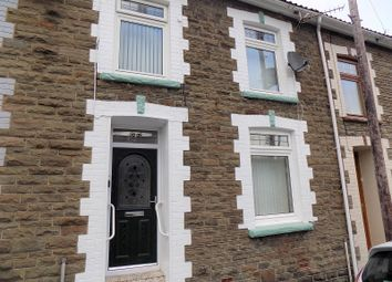 Thumbnail Terraced house for sale in Tallis Street, Treorchy, Rhondda Cynon Taff.