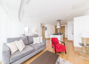 Arena Tower, 25 Crossharbour Plaza, Canary Wharf, London E14. 2 bed flat