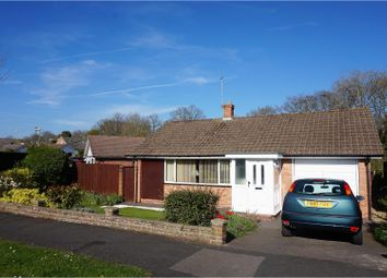 Thumbnail 3 bed bungalow for sale in Greenfield Crescent, Waterlooville
