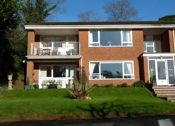 Thumbnail 3 bedroom flat for sale in Little Knowle Court, 32 Little Knowle, Budleigh Salterton, Devon