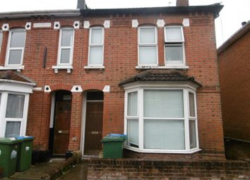 Thumbnail 5 bed semi-detached house to rent in Cromwell Road, Polygon, Southampton