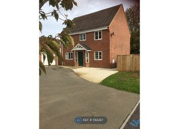 Thumbnail 4 bed detached house to rent in Stallpits Road, Shrivenham, Swindon