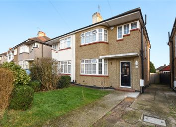 Thumbnail 3 bed semi-detached house for sale in Park Mead, Harrow, Middlesex