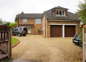Thumbnail 5 bed detached house for sale in London Road, Liphook