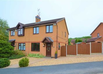 Thumbnail 3 bed semi-detached house for sale in Gripps Common, Cotgrave, Nottingham