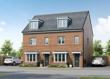 "Thumbnail 3 bed property for sale in ""The Stratton"" at Swallow Crescent, Farnley, Leeds"