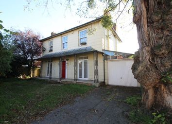 Thumbnail 4 bed detached house for sale in Winchester Road, Southampton
