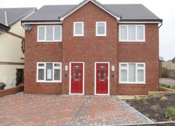 Thumbnail 3 bed semi-detached house to rent in Colliers Way, Whitehaven