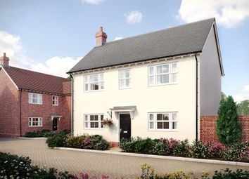 Thumbnail 3 bed detached house for sale in Grangewood Avenue - High Street, Kelvedon, Colchester