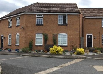 Thumbnail 2 bed maisonette to rent in Clarendon Close, Little Stanion, Corby