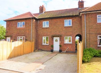 Thumbnail 2 bed terraced house for sale in The Crescent, York