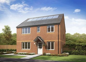 "Thumbnail 4 bed detached house for sale in ""The Thurso"" at Waukglen Avenue, Glasgow"