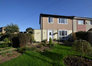 Thumbnail 3 bed semi-detached house for sale in Queens Park Drive, Castleford, West Yorkshire