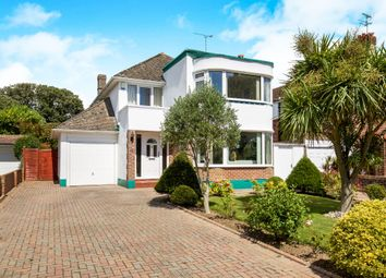 Thumbnail 3 bedroom detached house for sale in Ashurst Drive, Goring-By-Sea, Worthing