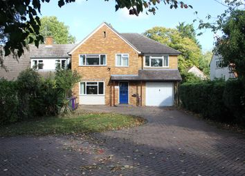 Thumbnail 4 bed semi-detached house for sale in Wilbury Road, Letchworth Garden City