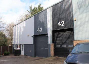 Industrial for sale in Unit 43, Bookham Industrial Estate, Leatherhead KT23