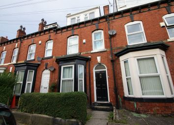 Thumbnail 7 bed terraced house to rent in Ashville Terrace, Hyde Park, Leeds