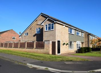 Thumbnail 4 bedroom semi-detached house for sale in Petrel Crescent, Norton, Stockton-On-Tees