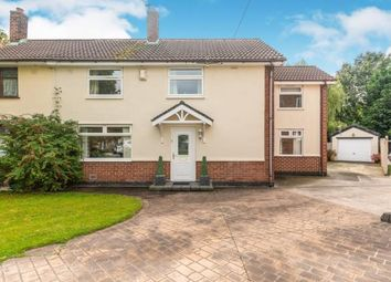 4 bed semi-detached house for sale in Glebeland, Culcheth, Warrington, Cheshire WA3