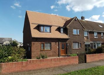 Thumbnail 3 bed end terrace house for sale in Holly Road, Wainscott, Rochester, Kent