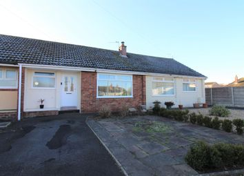 Thumbnail 1 bed bungalow to rent in Broadhurst Road, Cleveleys