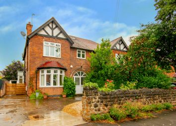 Thumbnail 4 bed semi-detached house for sale in Davies Road, West Bridgford