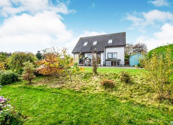 Thumbnail 4 bed detached house for sale in Woodholme Croft, Culbokie, Dingwall, Highland