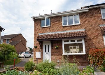 Thumbnail 3 bed semi-detached house for sale in Woollaton Close, Swindon