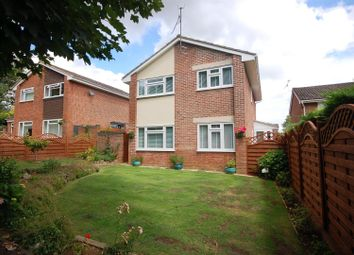 Thumbnail 4 bed detached house for sale in The Brush, Stroud