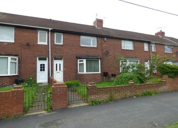 Thumbnail 3 bed terraced house to rent in Newburn Avenue, Bowburn, Durham