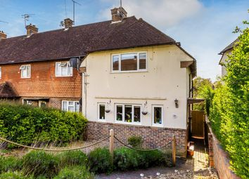 Thumbnail 2 bedroom end terrace house for sale in Coldshot, Hurst Green, Oxted