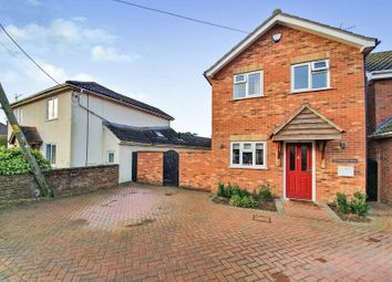 Thumbnail 3 bed detached house for sale in Mission Road, Diss
