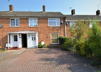 Thumbnail 3 bed end terrace house to rent in Knightsfield, Welwyn Garden City