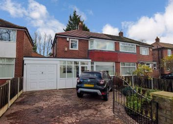 4 bed semi-detached house for sale in Thatch Leach Lane, Whitefield, Manchester M45