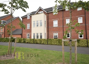 Thumbnail 2 bedroom flat for sale in Titan Court, Chorley