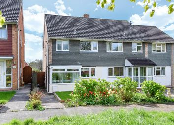 Thumbnail 3 bedroom semi-detached house for sale in 20 Derwent Drive, Hereford