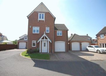 Thumbnail 4 bed town house for sale in Cedar Court, Widdrington, Morpeth