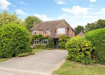 Thumbnail 5 bed detached house for sale in The Broadway, Wheathampstead, St. Albans, Hertfordshire