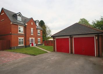 Thumbnail 5 bed detached house for sale in Priestfields, Leigh, Lancashire