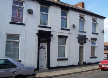 Thumbnail 3 bed terraced house to rent in Beresford Street, Blackpool