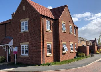 Thumbnail 1 bed maisonette for sale in Tulip Crescent, Loughborough