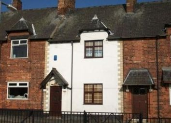 Thumbnail 2 bed terraced house to rent in The Square, Bestwood Village, Nottingham